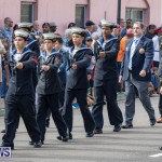 Remembrance Day Parade Bermuda, November 11 2018-7230
