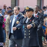 Remembrance Day Parade Bermuda, November 11 2018-7232