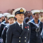 Remembrance Day Parade Bermuda, November 11 2018-7243