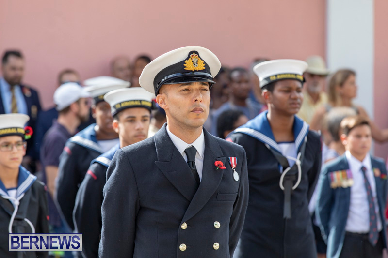 Remembrance-Day-Parade-Bermuda-November-11-2018-7243