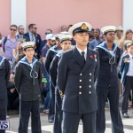 Remembrance Day Parade Bermuda, November 11 2018-7245