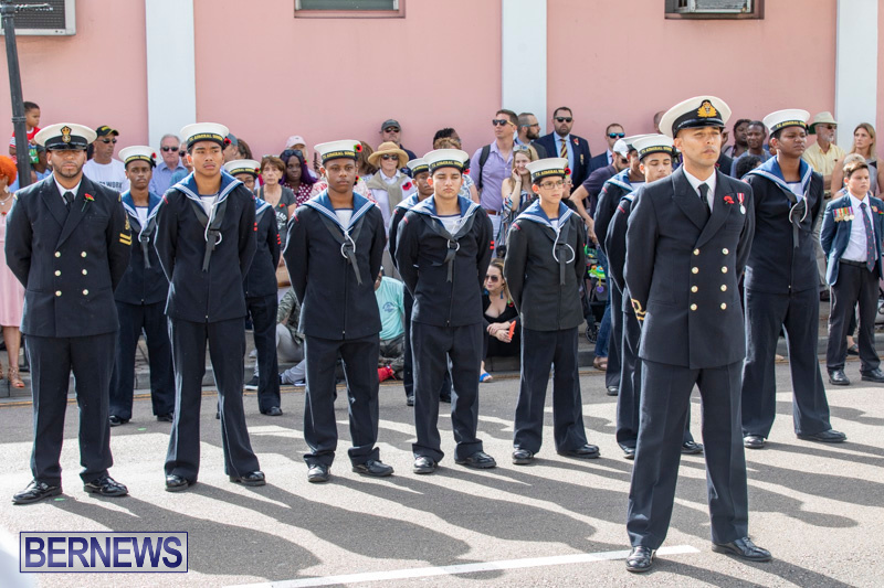 Remembrance-Day-Parade-Bermuda-November-11-2018-7246