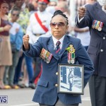 Remembrance Day Parade Bermuda, November 11 2018-7251