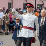 Remembrance Day Parade Bermuda, November 11 2018-7255