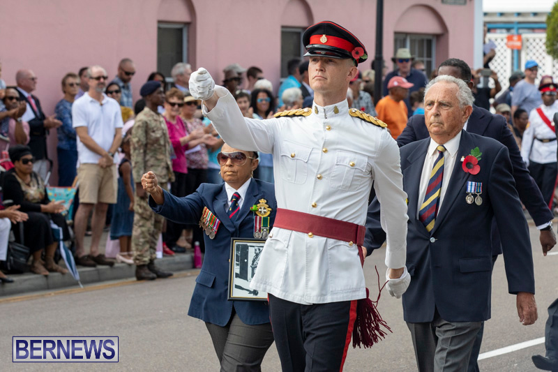 Remembrance-Day-Parade-Bermuda-November-11-2018-7255
