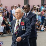 Remembrance Day Parade Bermuda, November 11 2018-7261