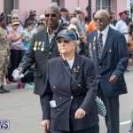 Remembrance Day Parade Bermuda, November 11 2018-7263