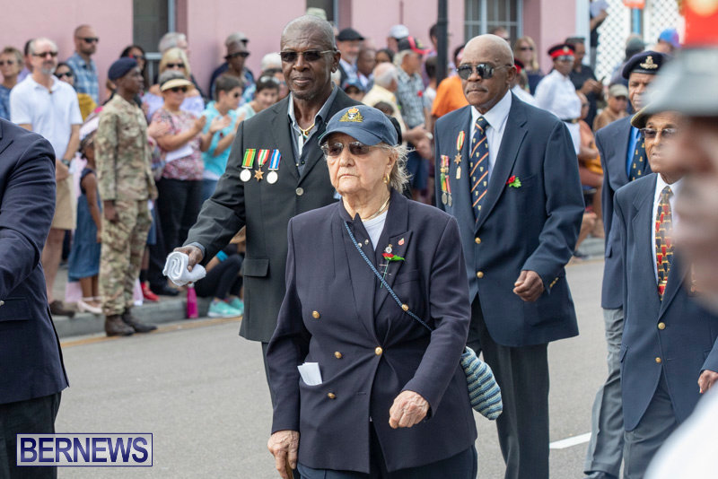 Remembrance-Day-Parade-Bermuda-November-11-2018-7263
