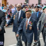 Remembrance Day Parade Bermuda, November 11 2018-7267