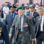 Remembrance Day Parade Bermuda, November 11 2018-7269