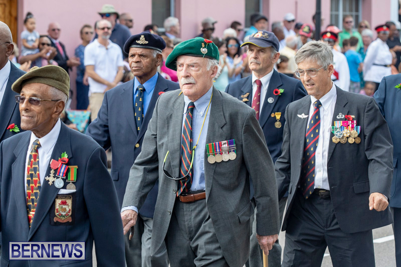 Remembrance-Day-Parade-Bermuda-November-11-2018-7269
