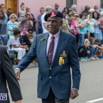 Remembrance Day Parade Bermuda, November 11 2018-7276