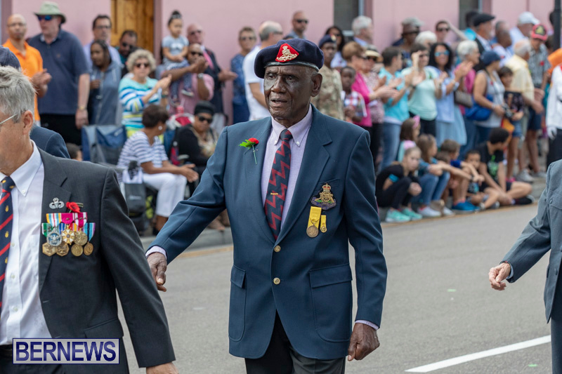 Remembrance-Day-Parade-Bermuda-November-11-2018-7276