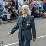 Remembrance Day Parade Bermuda, November 11 2018-7279