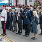 Remembrance Day Parade Bermuda, November 11 2018-7281