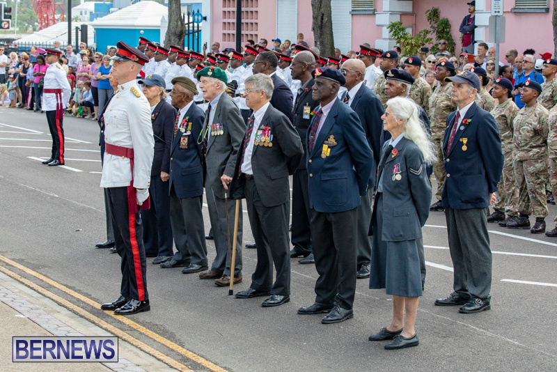 Remembrance-Day-Parade-Bermuda-November-11-2018-7281