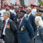 Remembrance Day Parade Bermuda, November 11 2018-7285