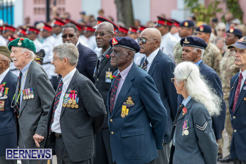 Remembrance-Day-Parade-Bermuda-November-11-2018-7285