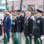 Remembrance Day Parade Bermuda, November 11 2018-7317
