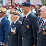 Remembrance Day Parade Bermuda, November 11 2018-7320