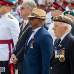 Remembrance Day Parade Bermuda, November 11 2018-7321
