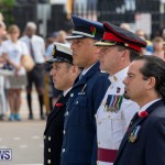 Remembrance Day Parade Bermuda, November 11 2018-7323