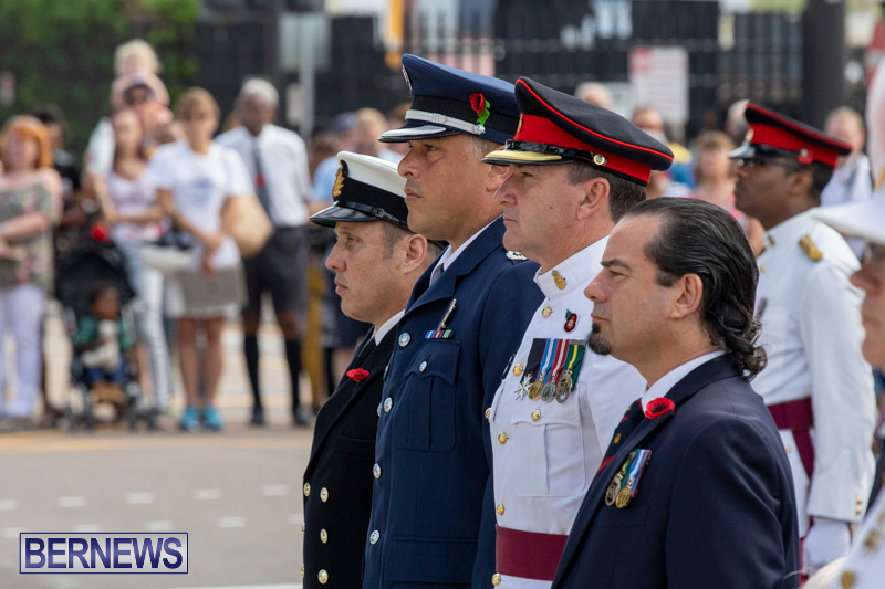 Remembrance-Day-Parade-Bermuda-November-11-2018-7323