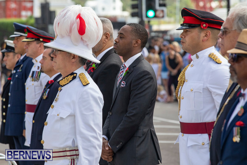 Remembrance-Day-Parade-Bermuda-November-11-2018-7327