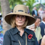 Remembrance Day Parade Bermuda, November 11 2018-7333