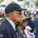 Remembrance Day Parade Bermuda, November 11 2018-7336