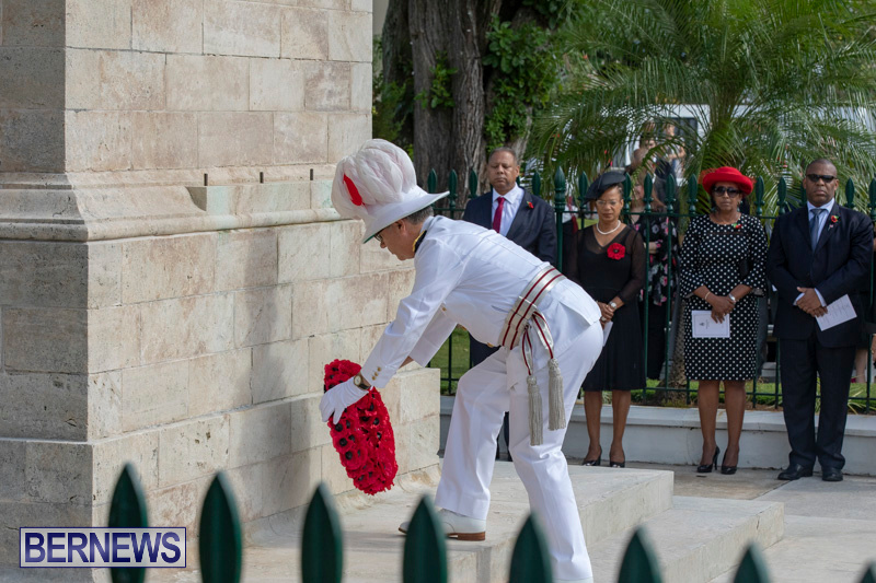 Remembrance-Day-Parade-Bermuda-November-11-2018-7354