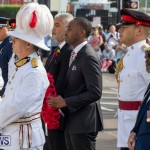 Remembrance Day Parade Bermuda, November 11 2018-7359