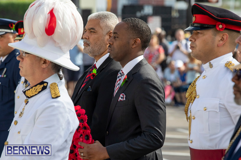 Remembrance-Day-Parade-Bermuda-November-11-2018-7362