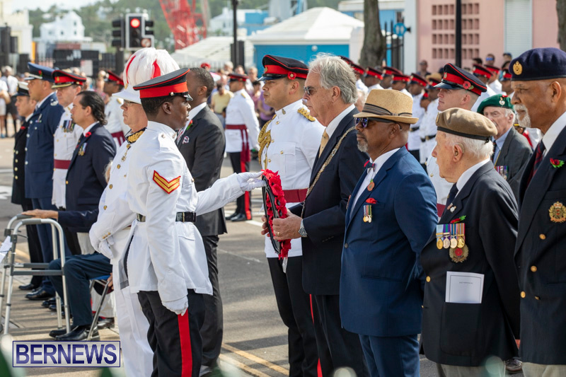 Remembrance-Day-Parade-Bermuda-November-11-2018-7377