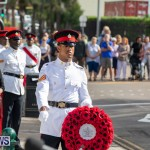 Remembrance Day Parade Bermuda, November 11 2018-7383