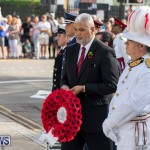 Remembrance Day Parade Bermuda, November 11 2018-7385
