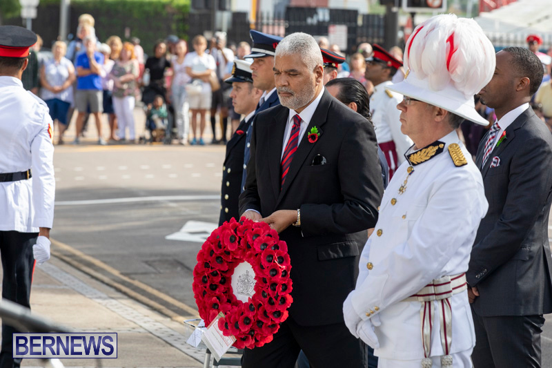 Remembrance-Day-Parade-Bermuda-November-11-2018-7385