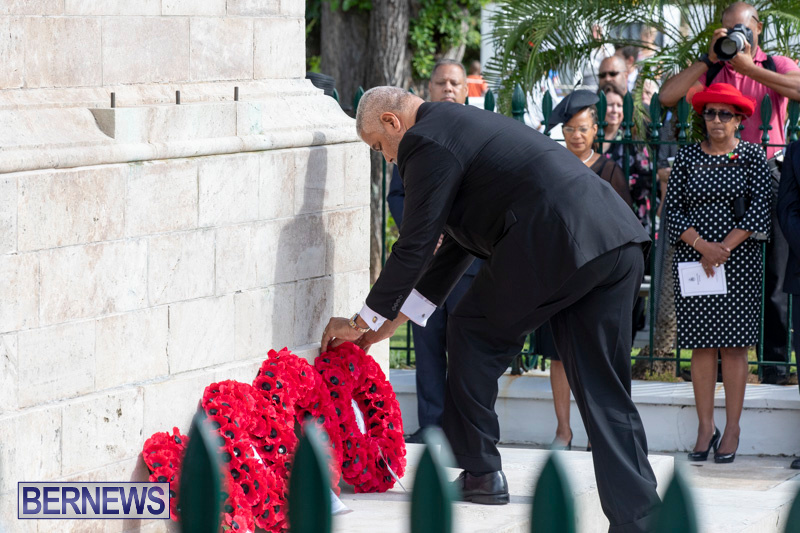 Remembrance-Day-Parade-Bermuda-November-11-2018-7391