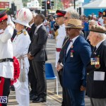 Remembrance Day Parade Bermuda, November 11 2018-7392