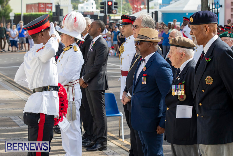 Remembrance-Day-Parade-Bermuda-November-11-2018-7392