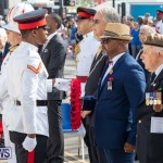 Remembrance Day Parade Bermuda, November 11 2018-7394