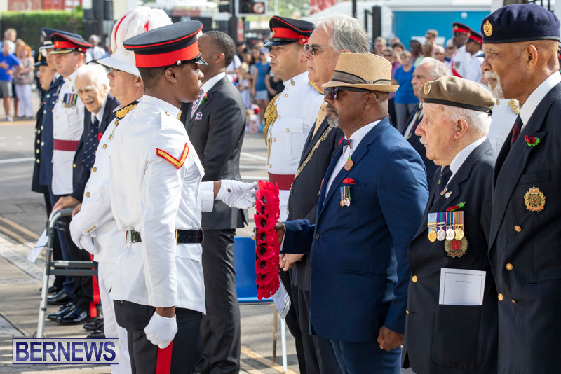 Remembrance-Day-Parade-Bermuda-November-11-2018-7394