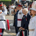 Remembrance Day Parade Bermuda, November 11 2018-7401