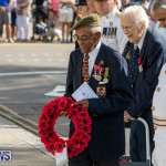 Remembrance Day Parade Bermuda, November 11 2018-7404