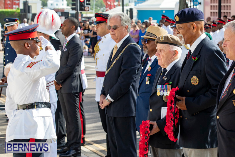 Remembrance-Day-Parade-Bermuda-November-11-2018-7412