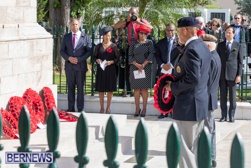 Remembrance-Day-Parade-Bermuda-November-11-2018-7415