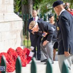 Remembrance Day Parade Bermuda, November 11 2018-7418