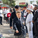 Remembrance Day Parade Bermuda, November 11 2018-7420