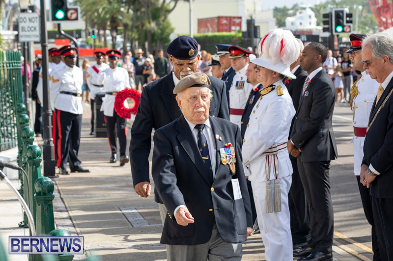 Remembrance-Day-Parade-Bermuda-November-11-2018-7420