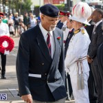 Remembrance Day Parade Bermuda, November 11 2018-7421